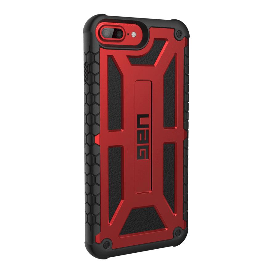 Чехол UAG iPhone 8/7/6S Monarch Crimson от Територія твоєї техніки - 3