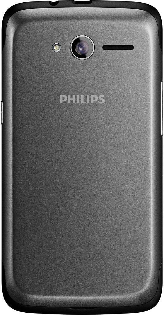 Мобильный телефон PHILIPS Xenium W3568 Black - 1
