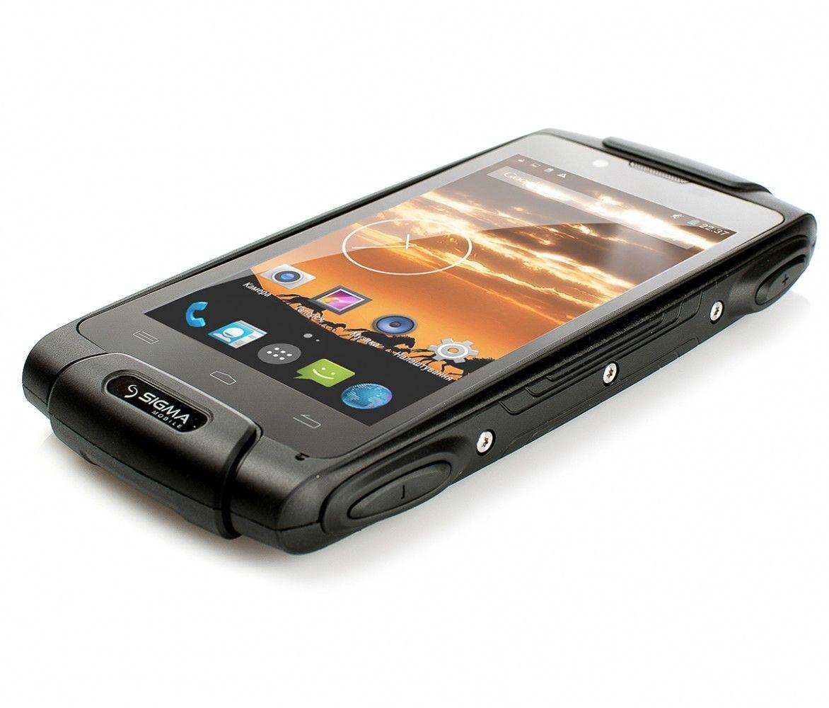 Мобильный телефон Sigma mobile X-treme PQ30 Black - 4