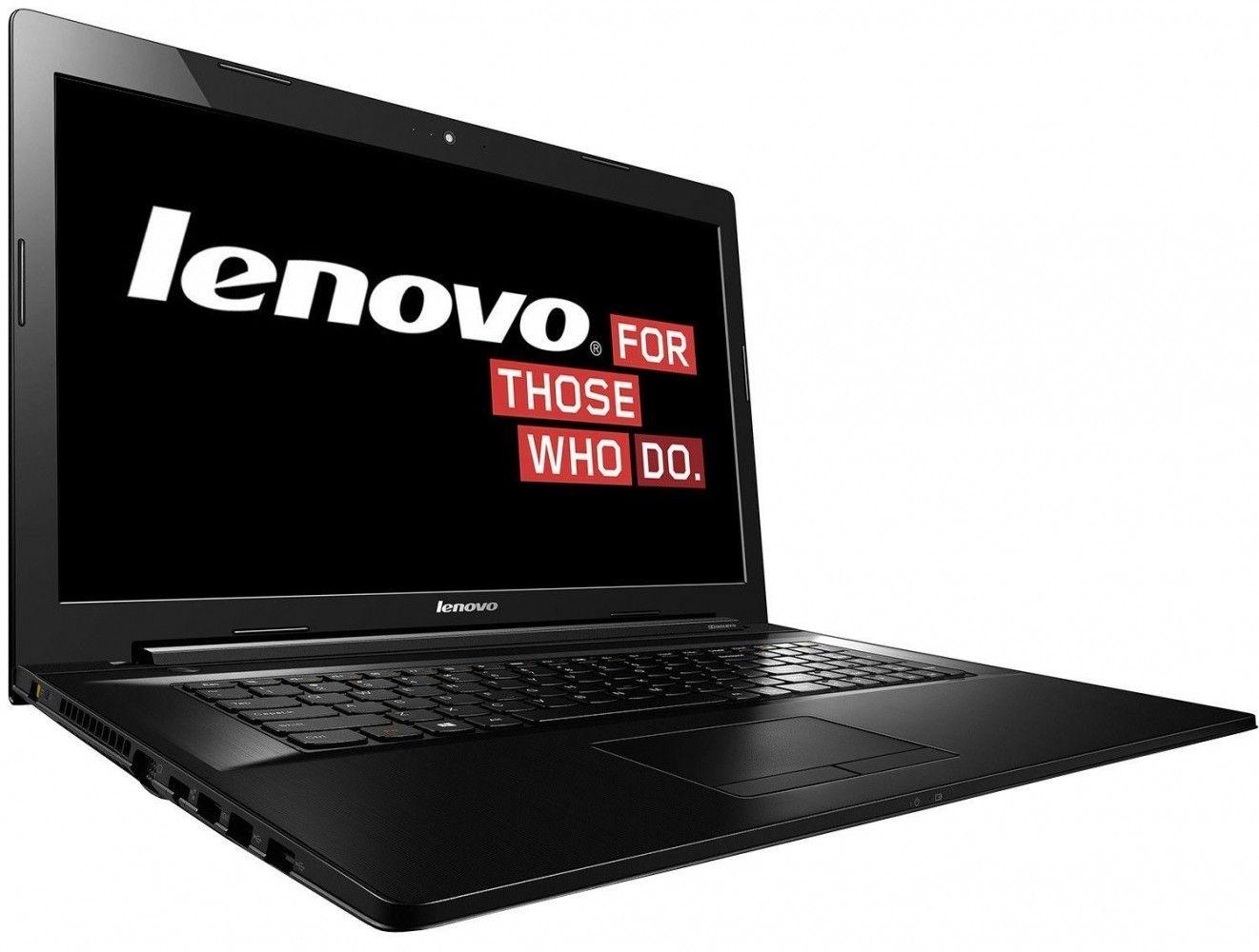 Ноутбук Lenovo IdeaPad Z70-80 (80FG00DYUA) Black - 2