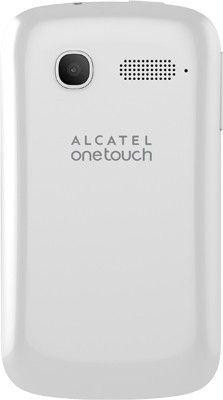 Мобильный телефон Alcatel One Touch 4015D POP C1 Dual Sim White - 2