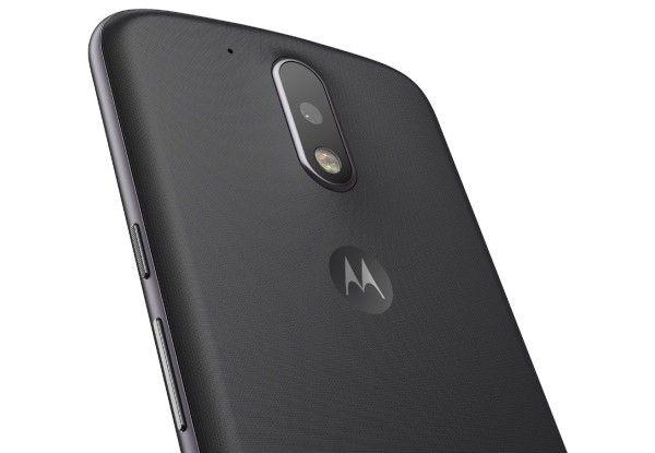 Мобильный телефон Motorola Moto G4 (XT1622) Black - 4