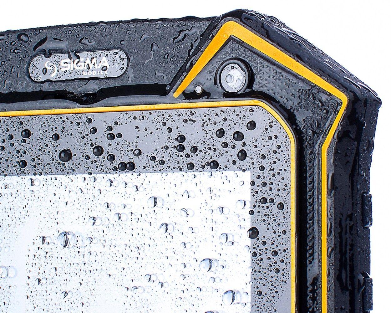 Планшет Sigma mobile X-treme PQ70 - 4