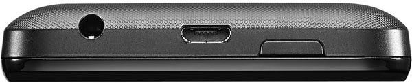 Мобильный телефон Lenovo A316i Black - 3