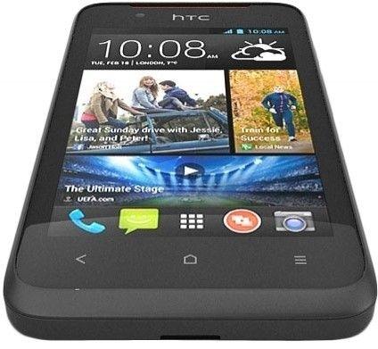 Мобильный телефон HTC Desire 210 Dual Sim Black - 5