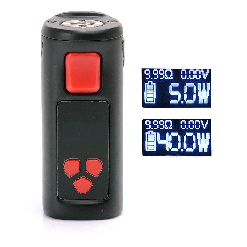 Стартовый набор Vaporesso Target Mini Kit Black (VTRGMINIBK)  - 2