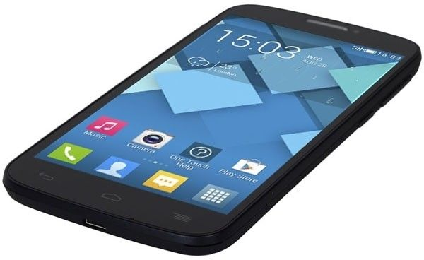 Мобильный телефон Alcatel One Touch 7041D POP C7 Dual Sim Bluish Black - 4