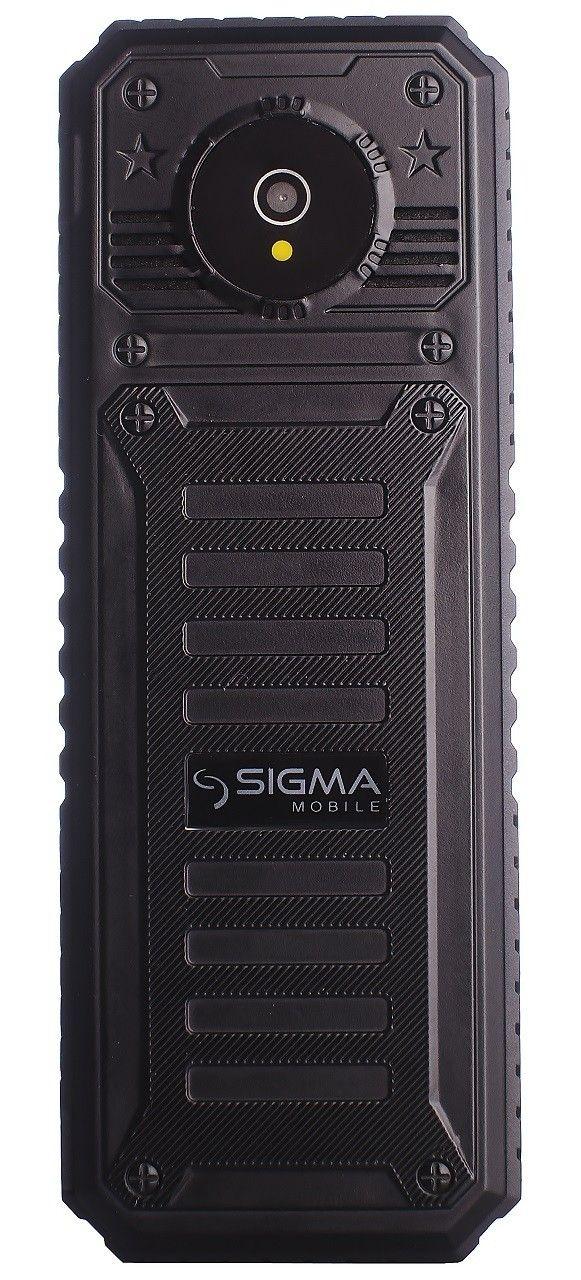 Мобильный телефон Sigma mobile X-style 11 Dragon Black - 1