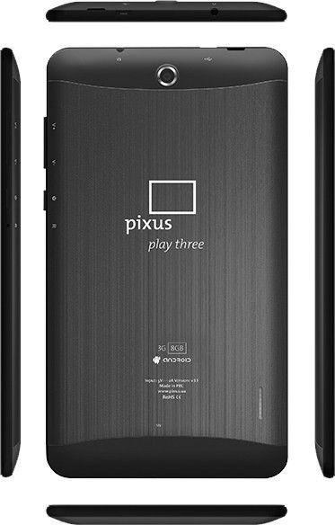 Планшет Pixus Play Three 3G v3.1 - 2