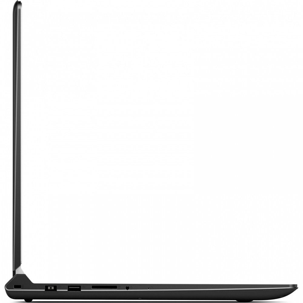 Ноутбук Lenovo IdeaPad 700-17 (80RV0016UA) Black - Silver - 4