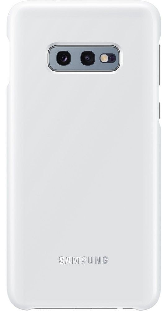 Панель Samsung LED Cover для Samsung Galaxy S10e (EF-KG970CWEGRU) White от Територія твоєї техніки - 3