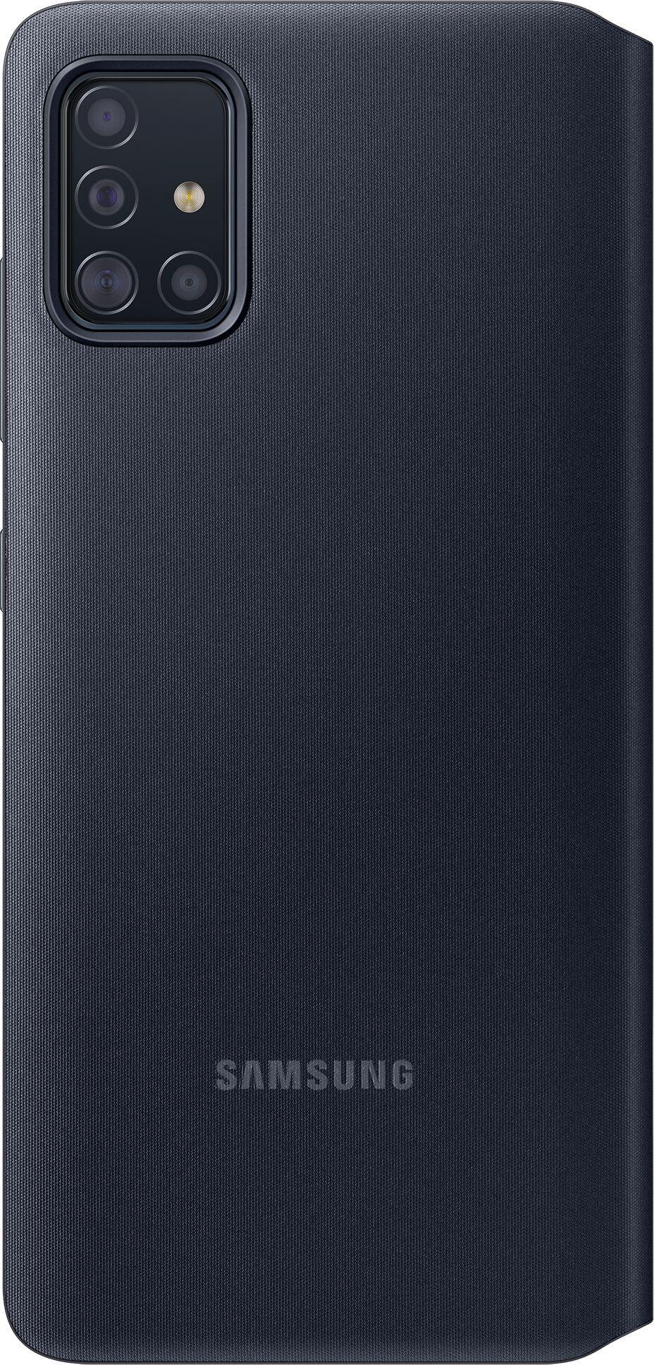 Чехол Samsung S View Wallet Cover для Samsung A515 (EF-EA515PBEGRU) Black от Територія твоєї техніки - 2