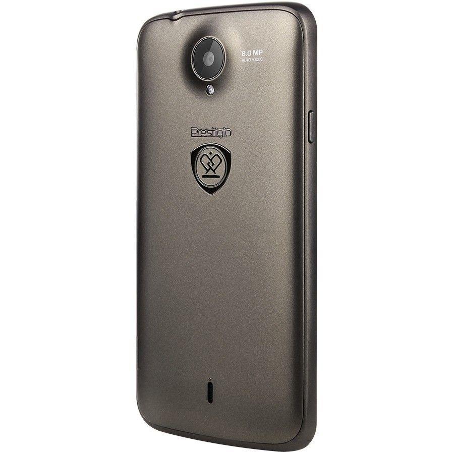 Мобильный телефон Prestigio MultiPhone 3502 Duo Metal  - 2