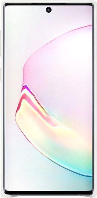 Чехол Samsung Leather Cover для Samsung Galaxy Note 10 (EF-VN970LWEGRU) White от Територія твоєї техніки - 2