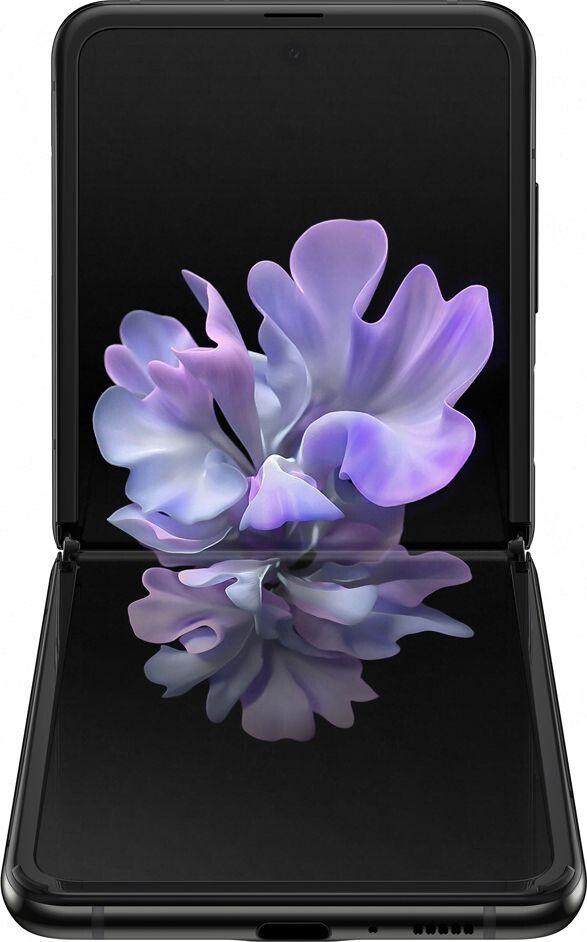 Смартфон Samsung Galaxy Z Flip 8/256Gb (SM-F700FZKDSEK) Black от Територія твоєї техніки - 7