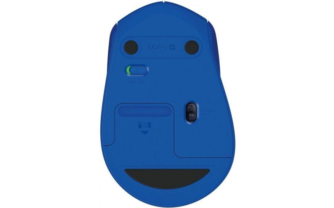 Мышь Logitech M280 Wireless Blue (910-004290) от Територія твоєї техніки - 5