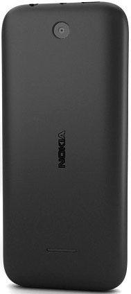 Мобильный телефон Nokia 225 Dual SIM Black - 1