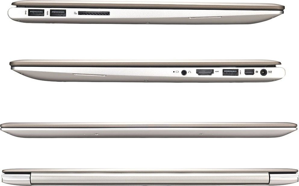 Ноутбук ASUS Zenbook UX303LA (UX303LA-C4272T) Smoky Brown - 5