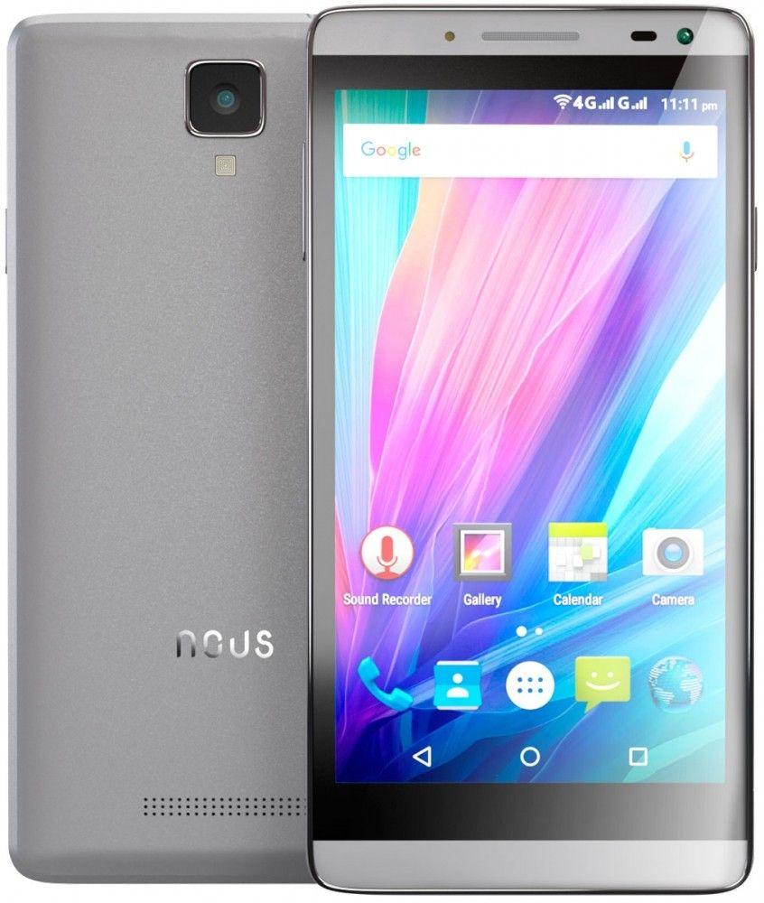 Мобильный телефон Nous NS 5003 Grey - 4