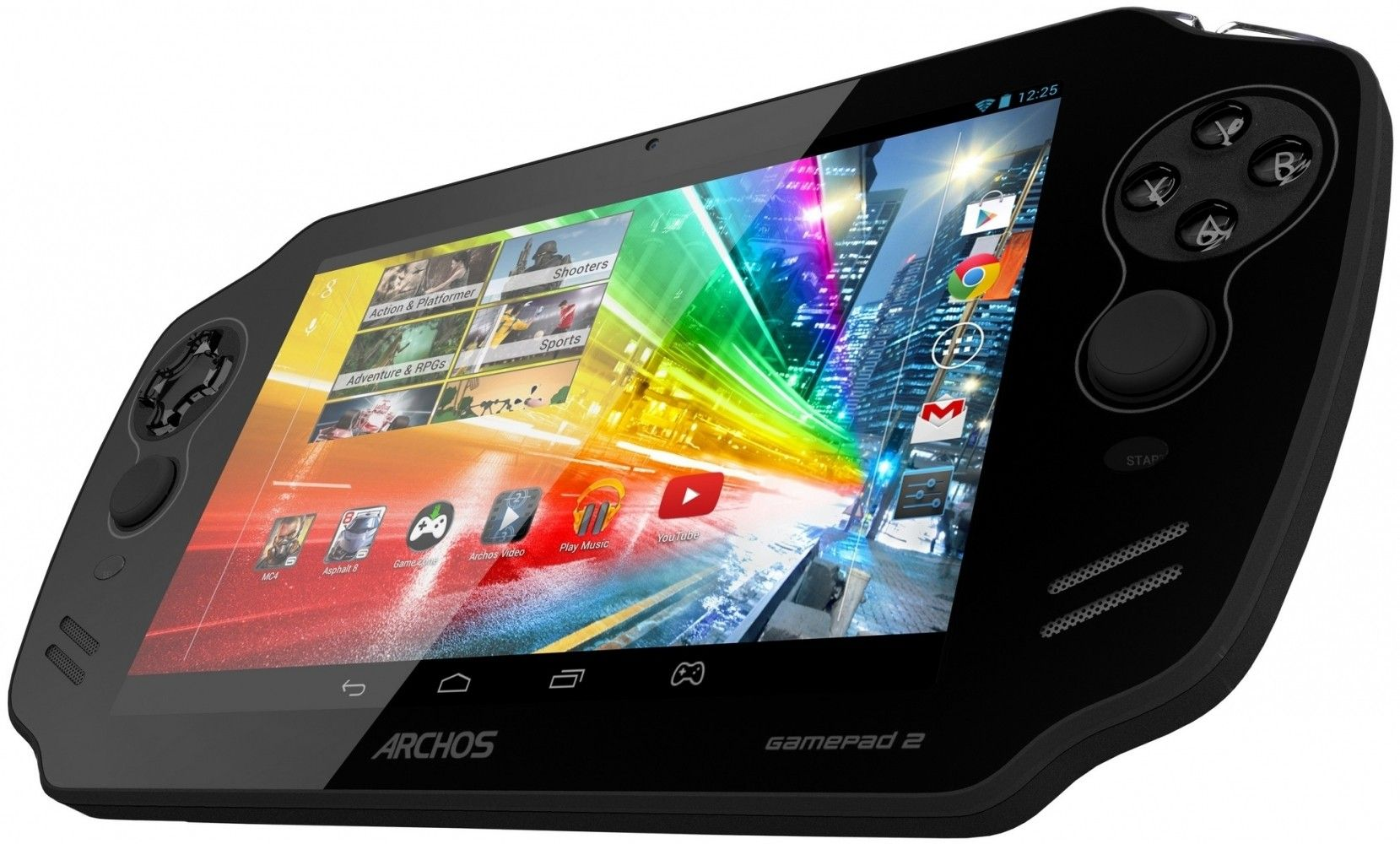 Планшет  Archos GamePad 2 Black - 3
