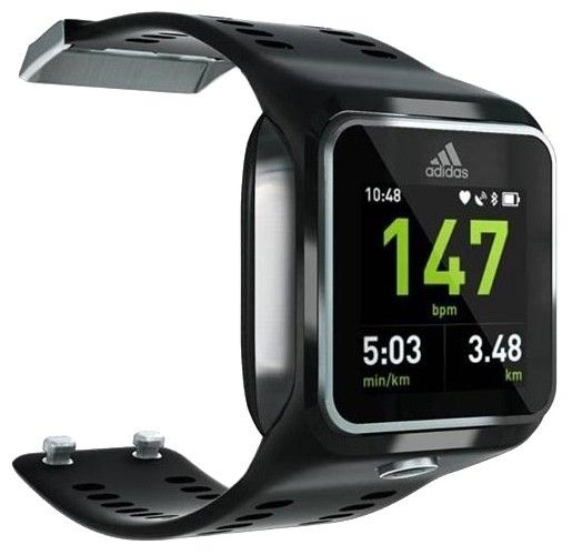 Смарт часы ADIDAS Micoach Smart Run size NS (G76792) - 4