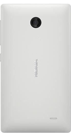 Мобильный телефон Nokia X Dual SIM White - 1