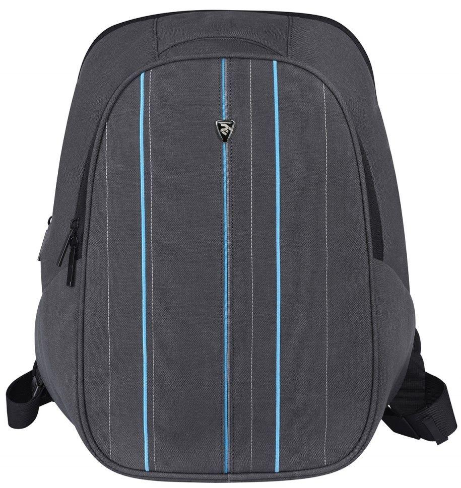 """Рюкзак для ноутбука 2E 16"""" (2E-BPN65007DG) Dark Grey от Територія твоєї техніки - 3"""