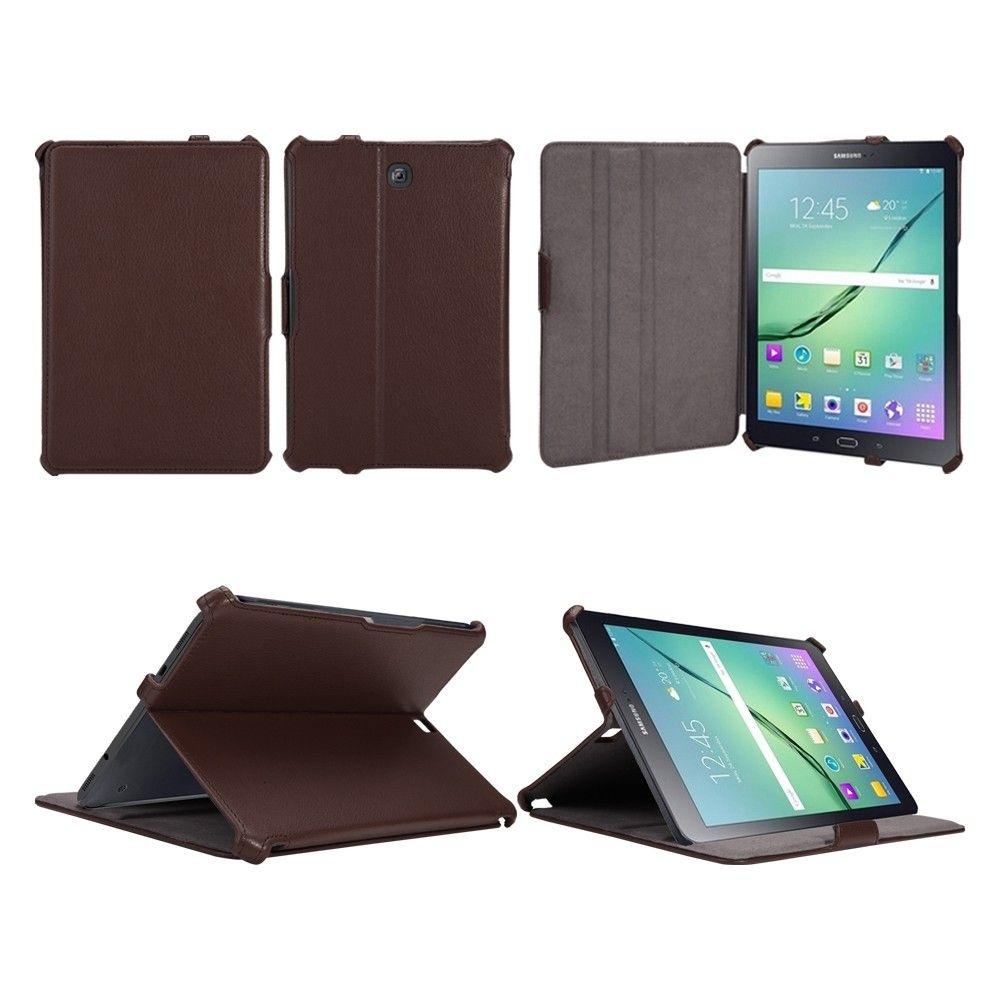 Обложка AIRON Premium для Samsung Galaxy Tab S 2 8.0 Brown - 7
