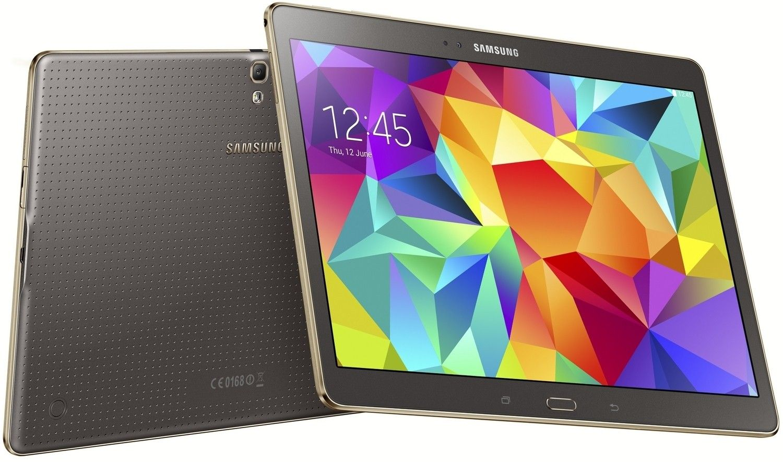 Планшет Samsung Galaxy Tab S 10.5 16GB LTE Titanium Bronze (SM-T805NTSASEK) - 4