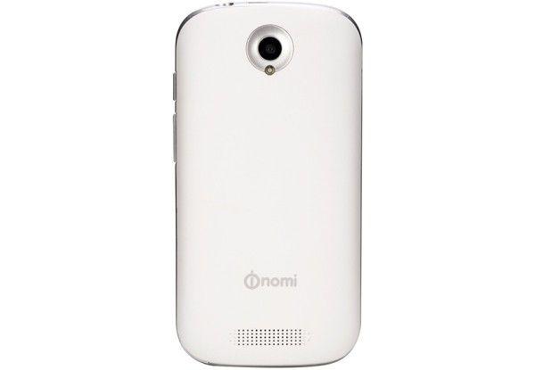 Мобильный телефон Nomi i401 Colt White - 1