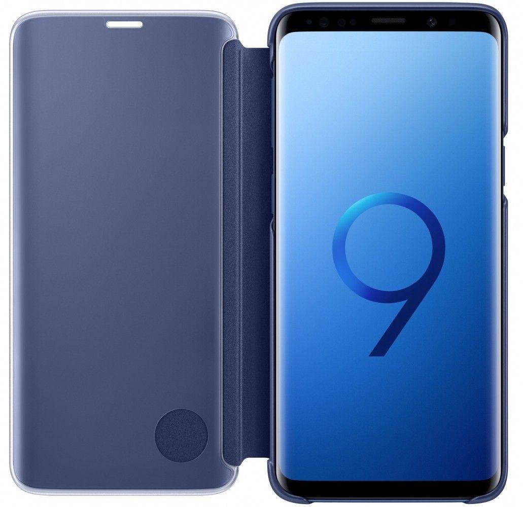 Чехол-Книжка Samsung Clear View Standing Cover S9 Blue (EF-ZG960CLEGRU) от Територія твоєї техніки - 3