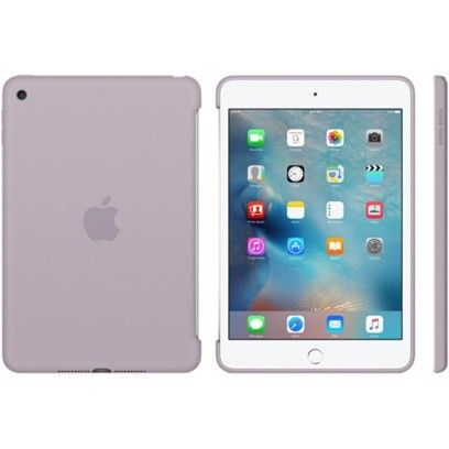 Чехол-книжка Apple Smart Cover для iPad mini 4 (MKM42ZM/A) Lavender - 4