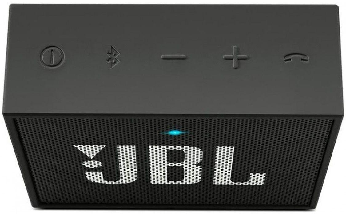 Портативная акустика JBL Go Black (JBLGOBLK) от Територія твоєї техніки - 3
