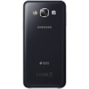 Мобильный телефон Samsung Galaxy E5 E500H/DS Black - 1