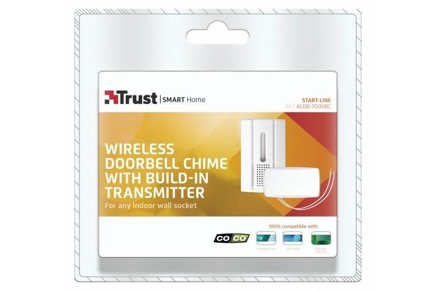 Беспроводной дверной звонок Trust ACDB-7000BC