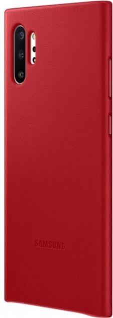 Чехол Samsung Leather Cover для Samsung Galaxy Note 10 Plus (EF-VN975LREGRU) Red от Територія твоєї техніки - 3