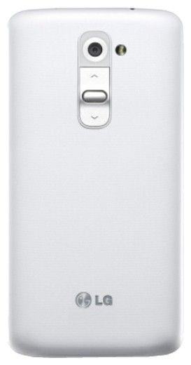 Мобильный телефон LG D802 G2 16GB White - 1