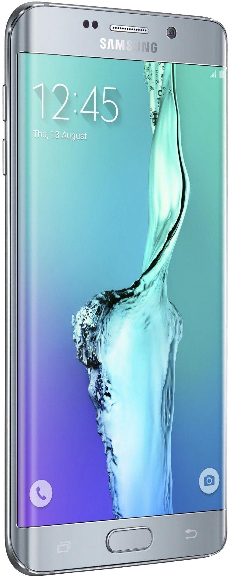 Мобильный телефон Samsung Galaxy S6 Edge+ 64GB G928 Silver - 2