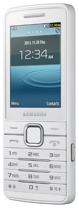 Мобильный телефон Samsung S5611 White - 3