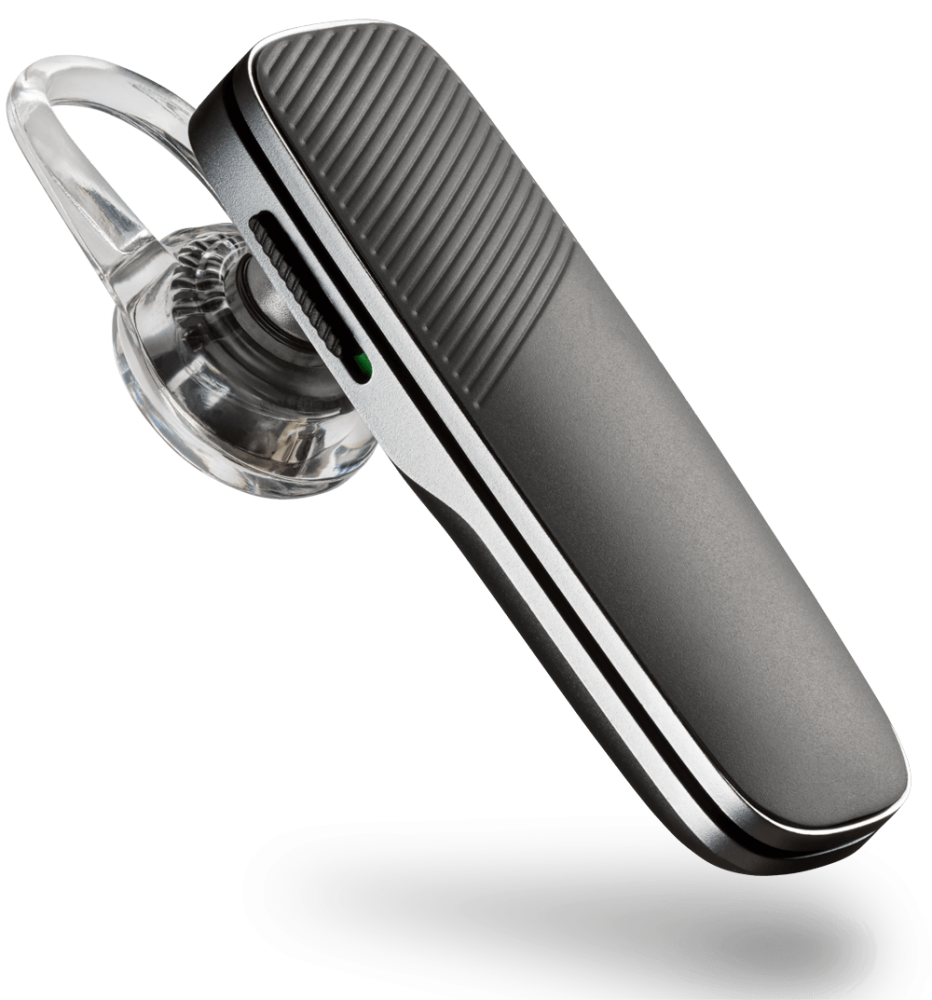 Bluetooth-гарнитура Plantronics Explorer 500 Black (203621-65) - 1