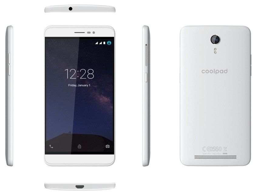 Мобильный телефон Coolpad Porto S White - 6
