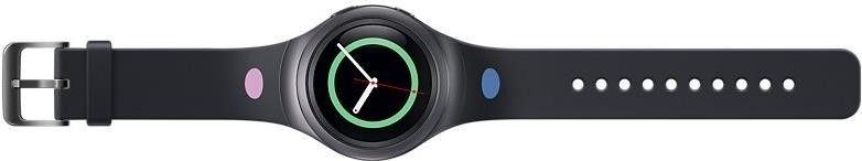 Ремешок Samsung Gear S2 Sport Black (ET-SRR72MBEGRU) - 2