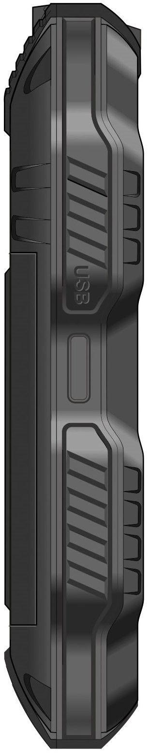 Мобильный телефон Sigma mobile X-treme DZ67 Travel Black - 1