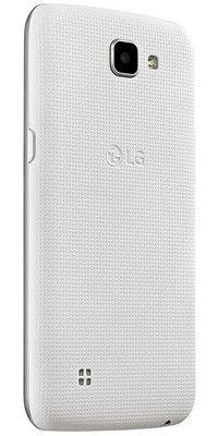 Мобильный телефон LG K130 K4 (LGK130E.ACISWH) White - 1