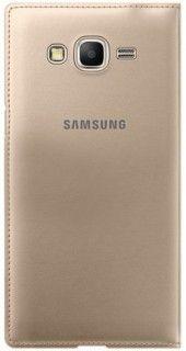 Чехол Samsung Flip Wallet для Samsung Galaxy Grand Prime Gold (EF-WG530BFEGRU) - 2