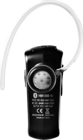 Bluetooth-гарнитура Samsung HM1200 (BHM1200EBEGSEK) - 2