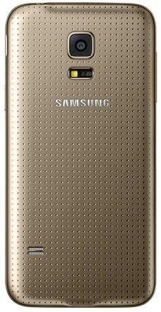 Мобильный телефон Samsung G800H Galaxy S5 Mini Duos Copper Gold - 1