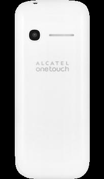 Мобильный телефон Alcatel One Touch 1046D White - 1