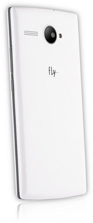 Мобильный телефон Fly FS501 Nimbus 3 White - 1