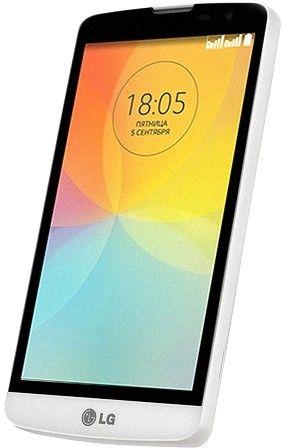 Мобильный телефон LG L Bello D335 White - 1